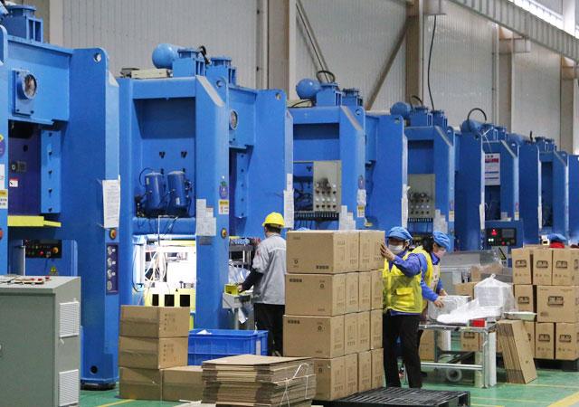 铝箔制品生产