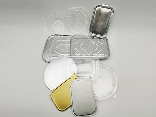 金色铝箔盒盖子
