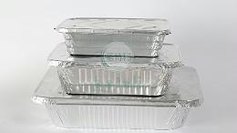在餐饮业和食品包装业扩大领域使用铝箔餐盒助推绿色消费!