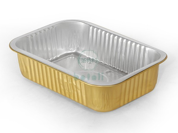 金色铝箔容器BTY1812-2