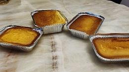 【箔特利】烘焙用铝箔容器蛋糕,香味浓郁,不回缩不收腰,比戚风还简单.