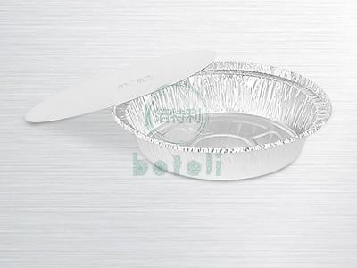 铝箔容器BTL185(7寸盘,披萨盘)